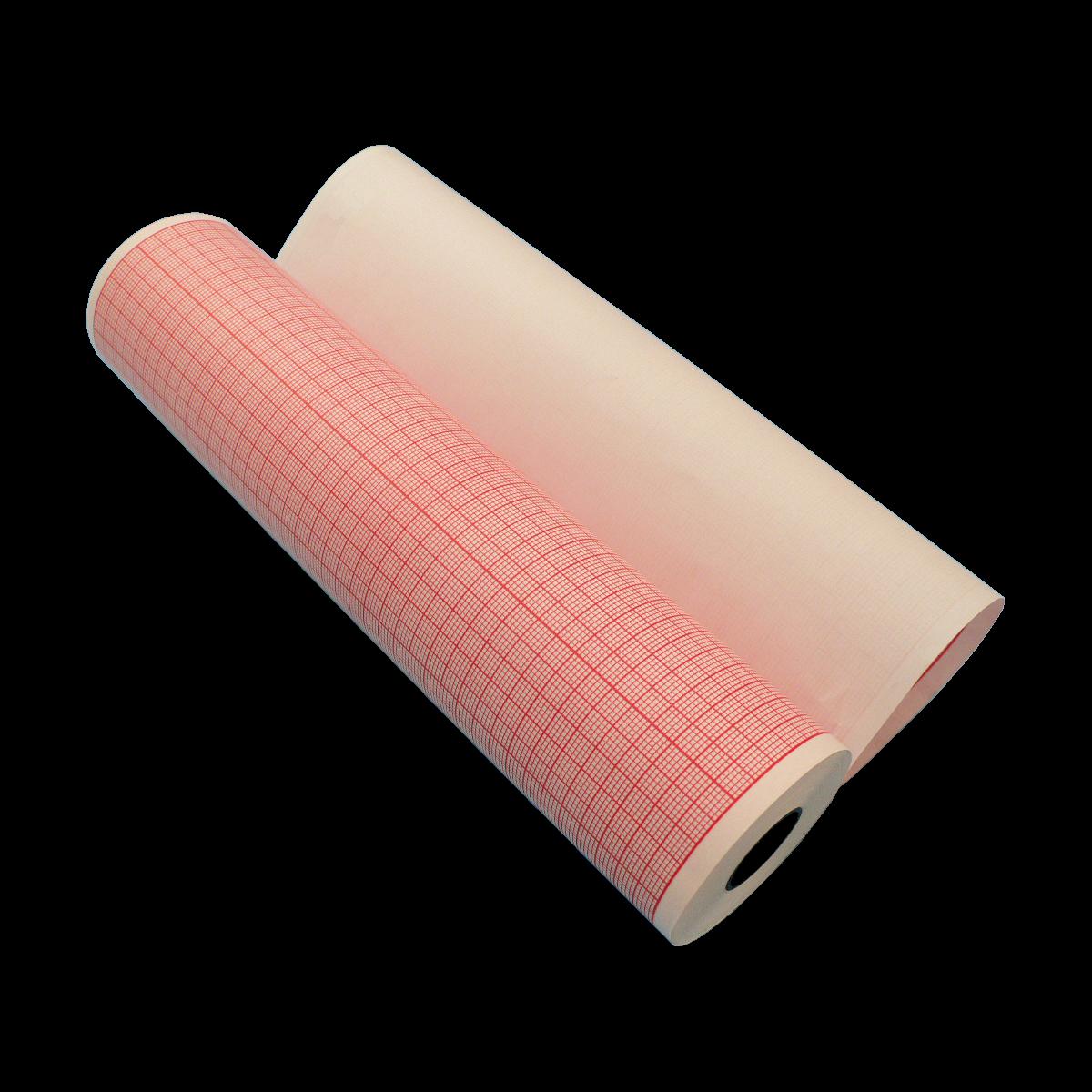 145х30х18, бумага ЭКГ для Fucuda, Nihon Kohden, Siemens Sicard, Bosсh, реестр 4054/6