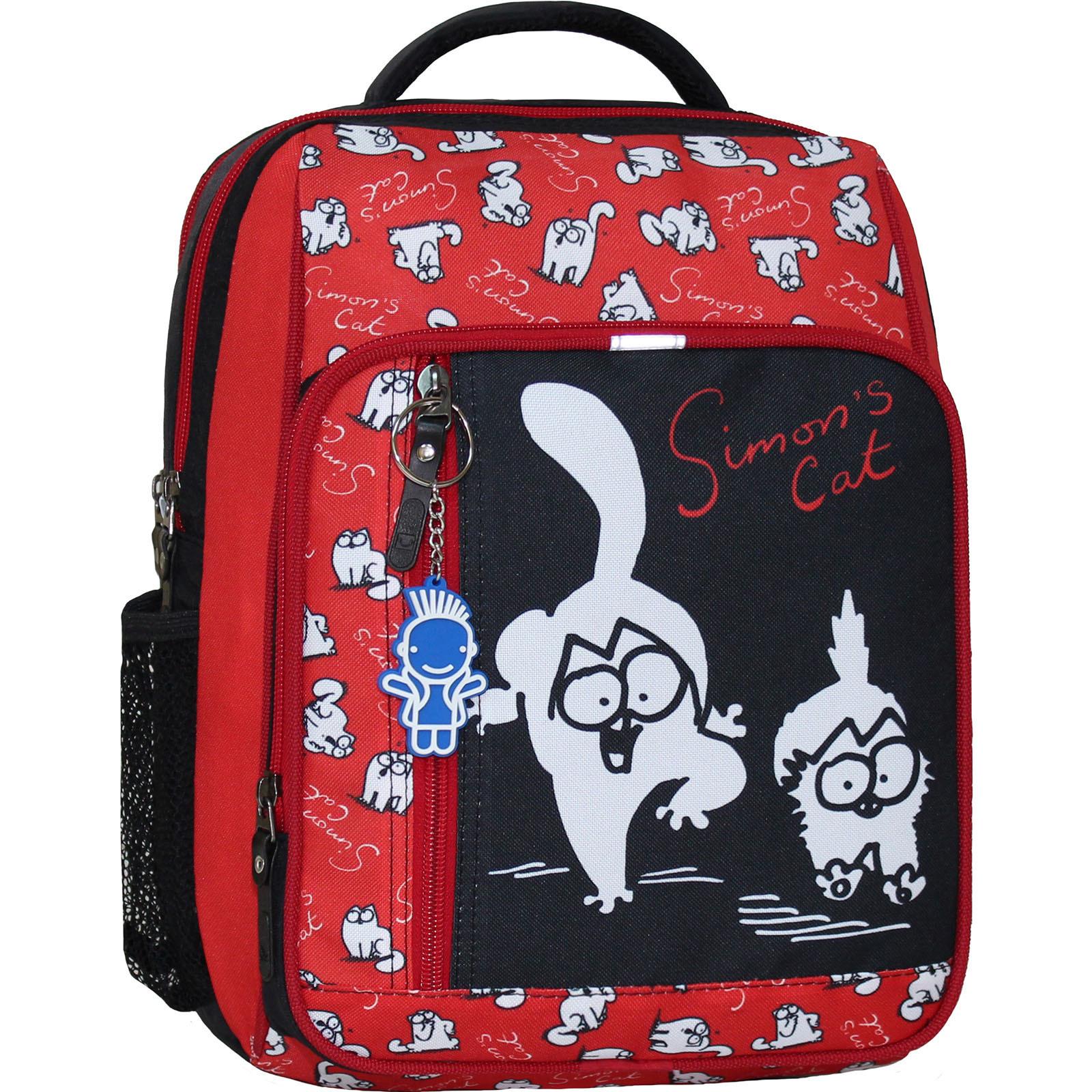 Школьные рюкзаки Рюкзак школьный Bagland Школьник 8 л. Черный 372 (0012870) IMG_5778_372_.JPG