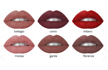 Помада-карандаш для губ Shik Florence Vibes
