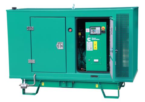 Кожух для дизельного генератора до 20 кВт