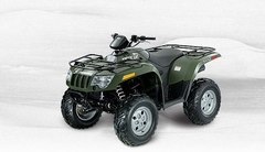 Квадроцикл Arctic Cat 500 CORE фото