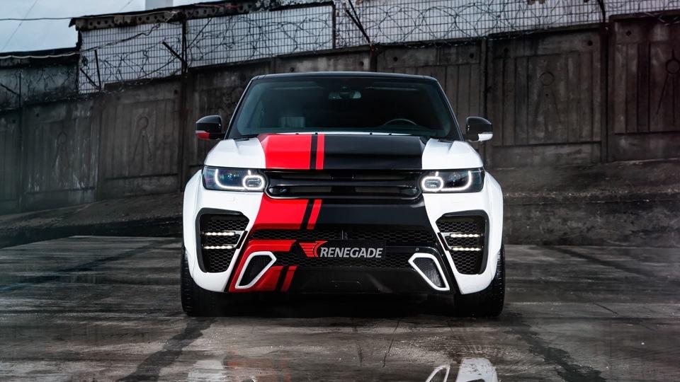 Обвес Renegade Design для Range Rover Sport 2013/2018