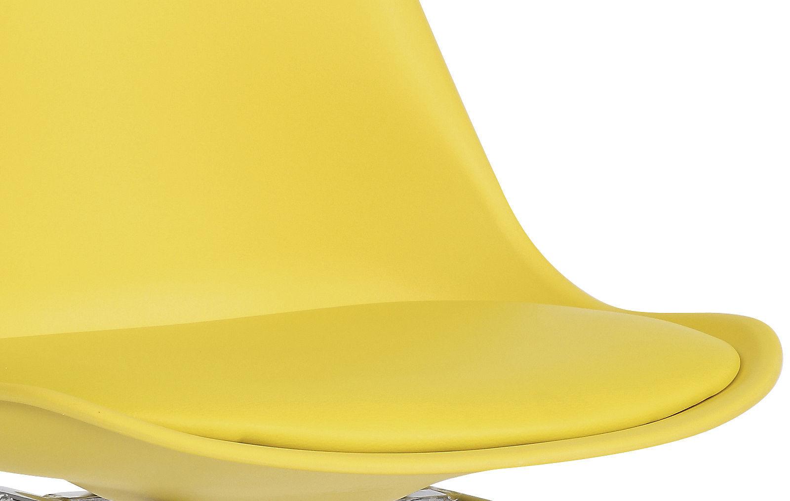 Стул JY18061 желтый