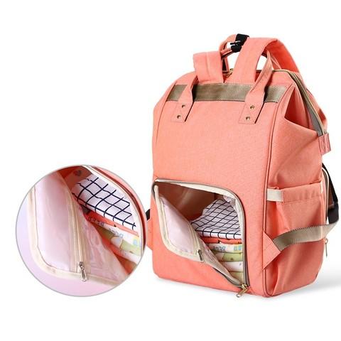 Рюкзак  для мамы и малыша