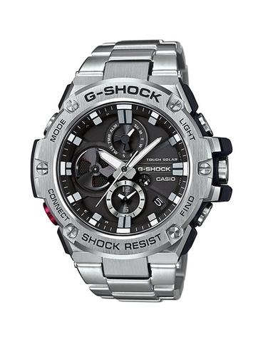 Часы мужские Casio GST-B100D-1AER G-Shock G-Steel