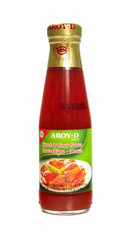 Соус кисло-сладкий Aroy-D, 215г