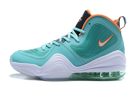 Nike Air Penny 5 'Miami Dolphins'