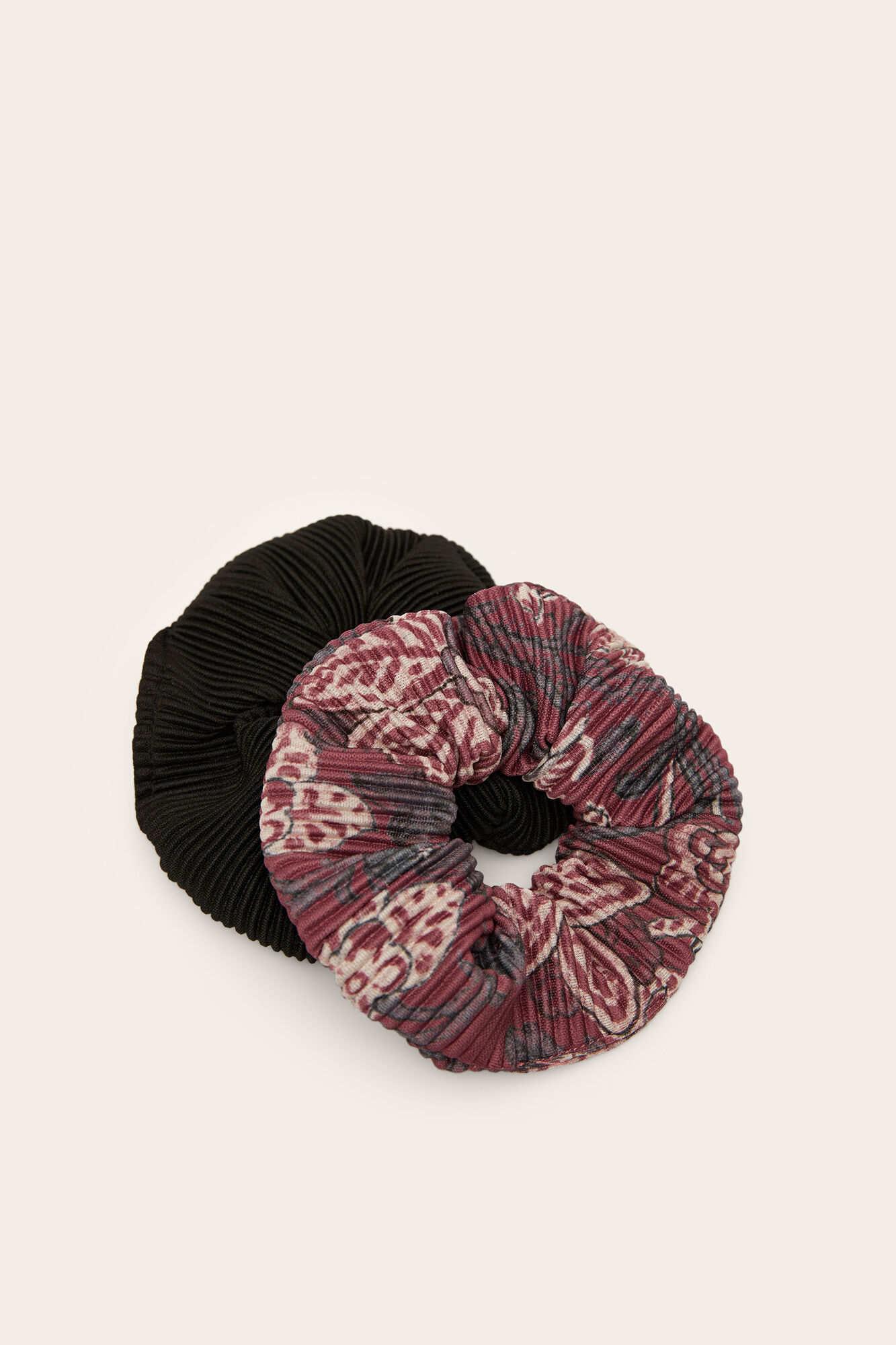 Набор резинок из текстиля