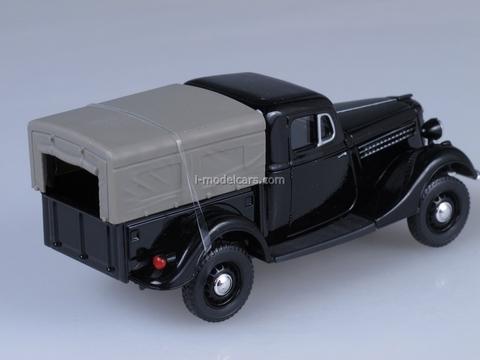 GAZ-61-415 black 1:43 Nash Avtoprom