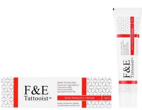 Охлаждающий крем Tattooist RED  (Татуист Ред) 35 мл