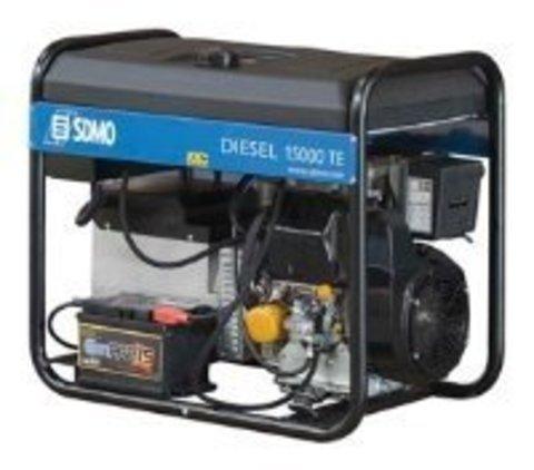 Кожух для дизельной электростанции SDMO Diesel 15000 TE XL C
