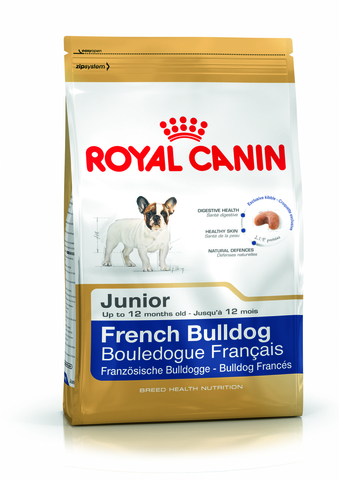 Royal Canin French Bulldog junior 3 кг