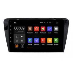 Штатная магнитола на Android 6.0 для Skoda Octavia A7 Roximo 4G RX-3201