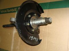 Кулак поворотный  в сборе правый УАЗ 3741 и модификации (Гибрид,Спайсер мост)