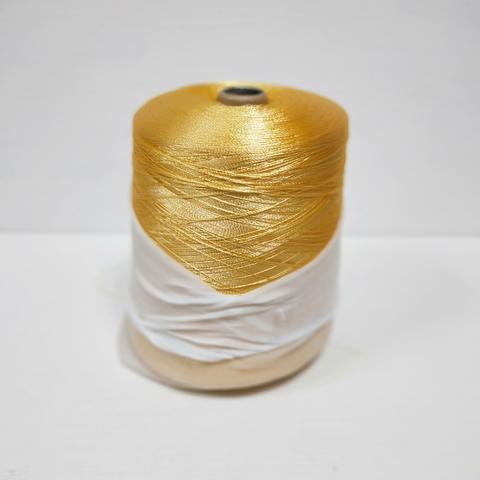 Пряжа Вискоза 100%, Lanar, Бледный желток, 1500 м в 100 г