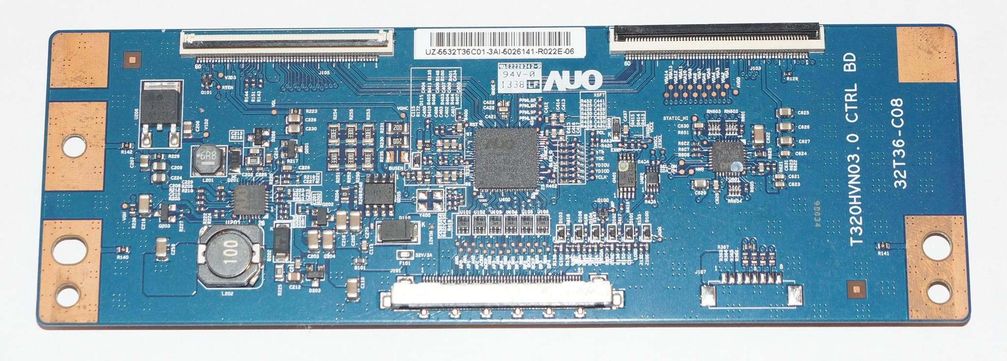 T320HVN03.0 CTRL BD 32T36-C08