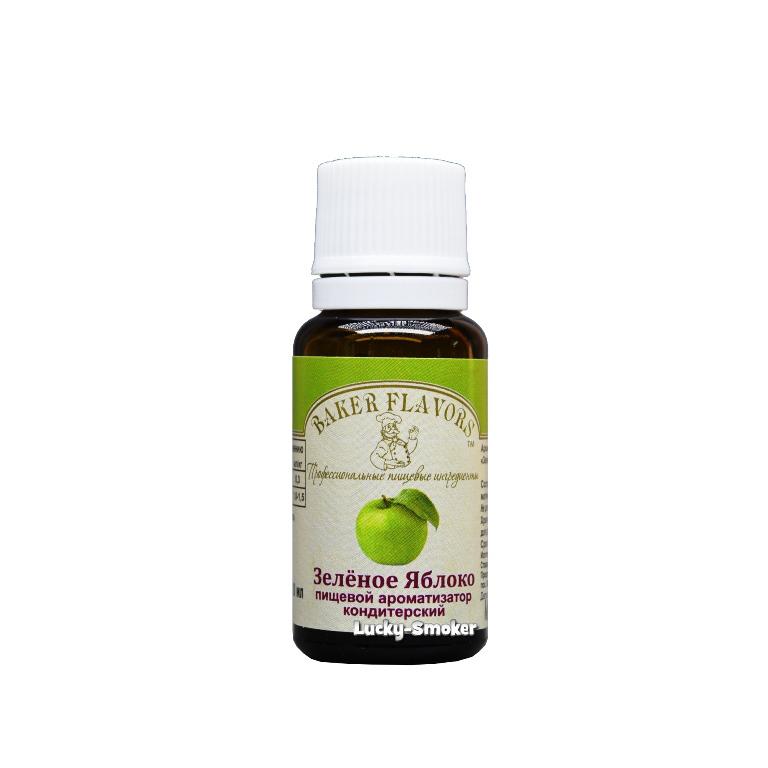 Ароматизатор Baker Flavors Зелёное яблоко