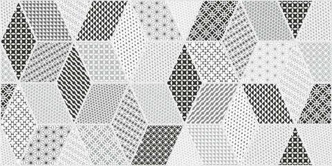 Керамическая плитка Керамин  Тренд 7 тип 1 300x600