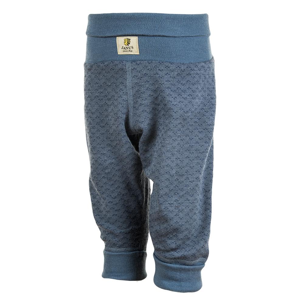 Janus, Штанишки Baby wool, синий