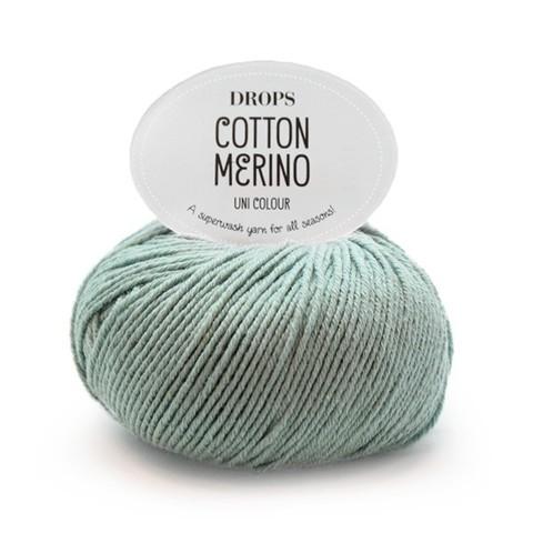 Пряжа Drops Cotton Merino 29 талый