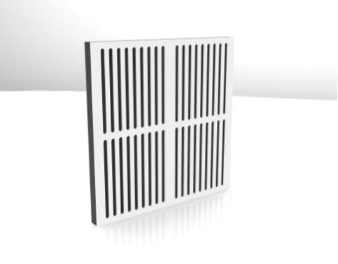 Акустический поролон панель ECHOTON Studio-6 200-1600 Hz
