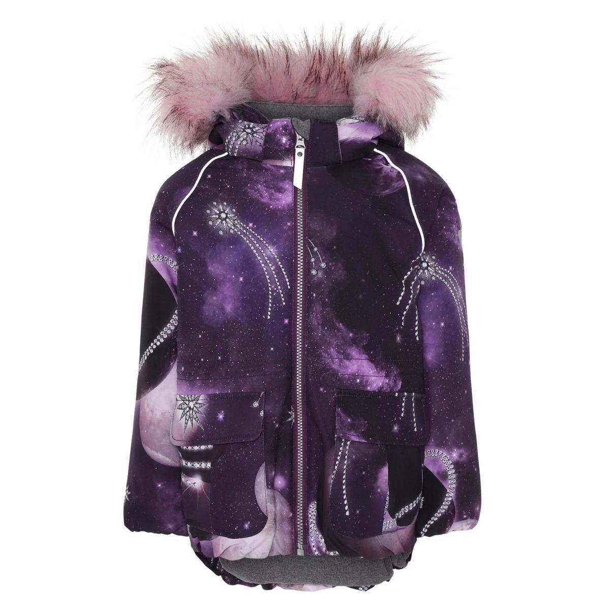 Куртка Molo Cathy Fur Shooting Stars