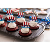 Форма для выпечки кексов на 6 шт  Signature, артикул 1107168, производитель - Bakers Secret, фото 2