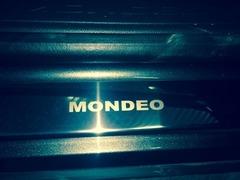 Накладки на пороги Ford Mondeo (с 2015 г.в.)