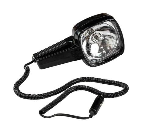 Прожектор ручной, 230 х 122 мм, с кабелем 3,6 м