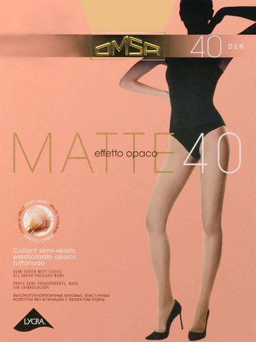 Колготки Matte 40 Omsa
