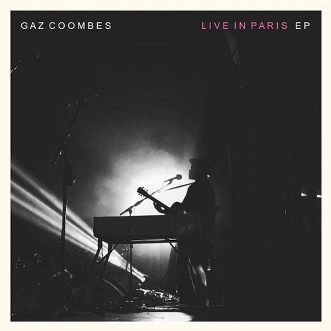 Gaz Coombes ‎/ Live in Paris (12