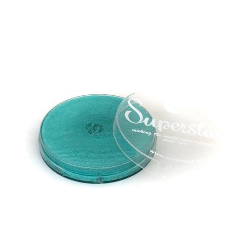 309 Аквагрим Superstar 45 гр перламутровый звездный зеленый