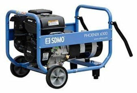 Кожух для бензинового генератора SDMO PHOENIX 6300 (6000 Вт)