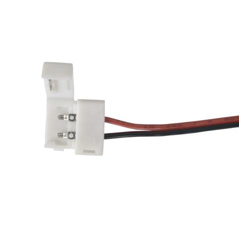 Коннектор для одноцветной светодиодной ленты 5050 гибкий односторонний (10 шт.) a035395
