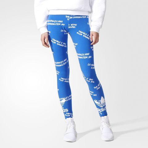 Леггинсы женские adidas ORIGINALS TREFOIL