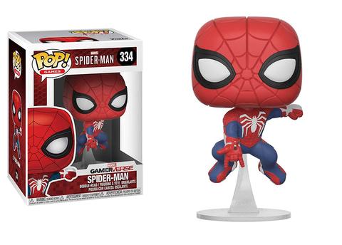 Фигурка Funko POP! Vinyl: Games: Spider-Man S1: Spider-Man 29318