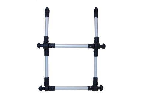 Удлинитель лестницы складной El022, Ø 22 мм, черная