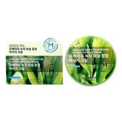 Lebelage Green Tea Moisture Cream - Крем для снятия макияжа с зеленого чаем