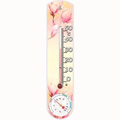 Термогигрометр ТГК-1″Качество жизни» (0+50С 0%-100%)