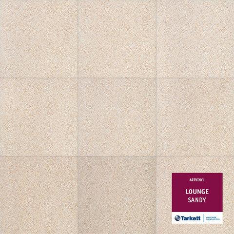 Винил Tarkett Lounge SANDY плитка 457,2х457,2  | TARKETT