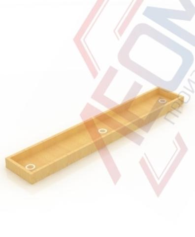 Св-101 Световая панель  для стойки  100х1200х214 мм