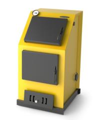 Водогрейный котел Оптимус Лайт 20кВт, под АРТ и ТЭН, желтый