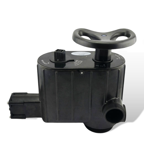Ручной клапан RUNXIN TM.F77BS - фильтр., до 15 м3/час