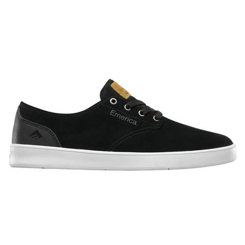 EMERICA The Romero Laced (Black/Black/White)