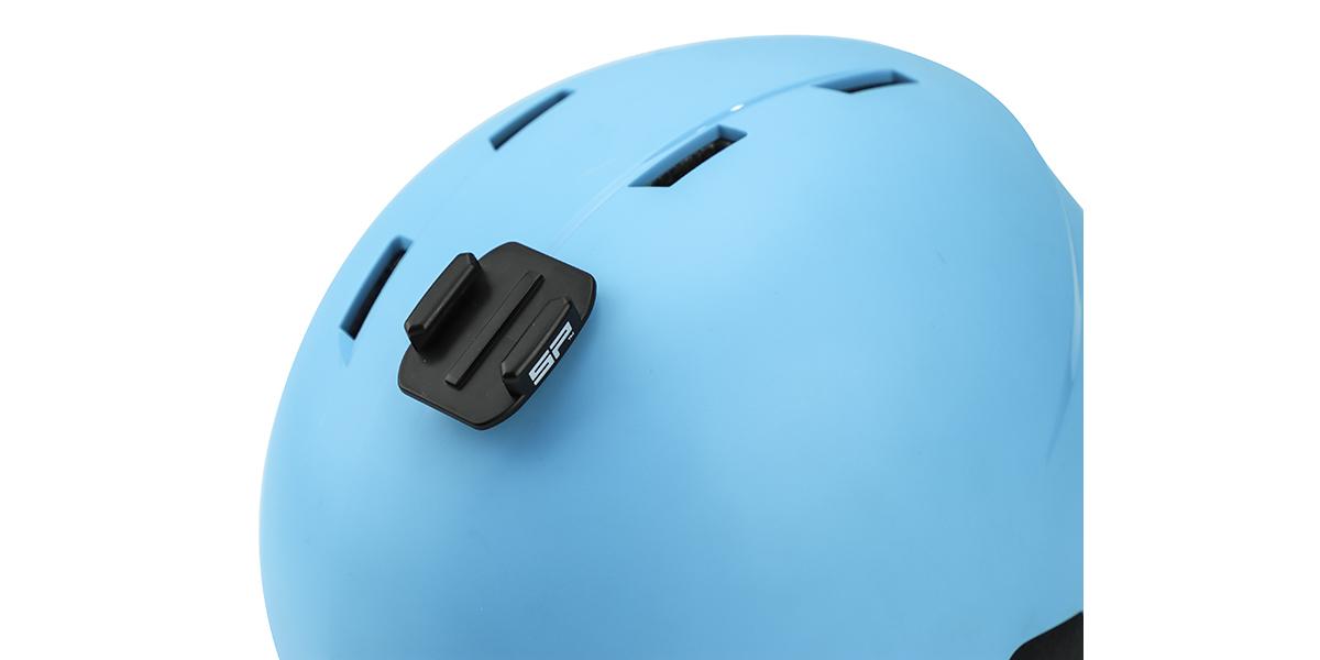 Переходник с быстросъемной площадкой SP Clip Adapter на шлеме