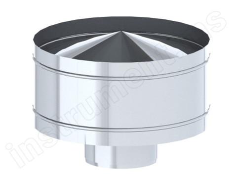 Дефлектор, Ø140 мм, оц