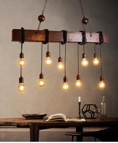 Подвесной светильник 1024 by Art Retro