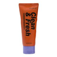 Eunyul Clean & Fresh Ultra Firming Peel Off Pack - Маска-плёнка для создания упругости