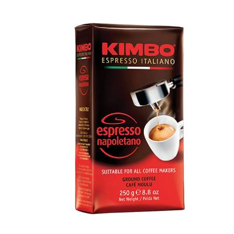 Kimbo espresso napoletano (Эспрессо Наполитано) 250гр кофе молотый