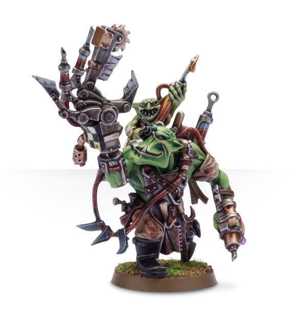 Start Collecting! Orks. Пейнбой